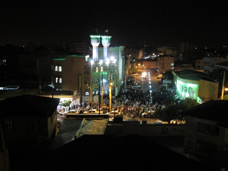 مسجد ولیعصر بابل
