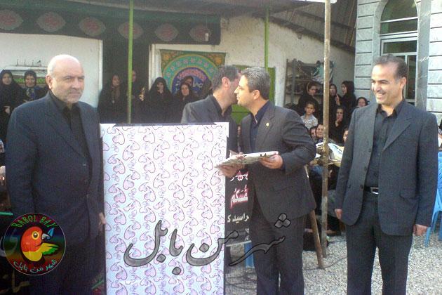 زائرسرای آستانه مبارکه امامزاده سید حسنی(ع) سفیدتور افتتاح شد