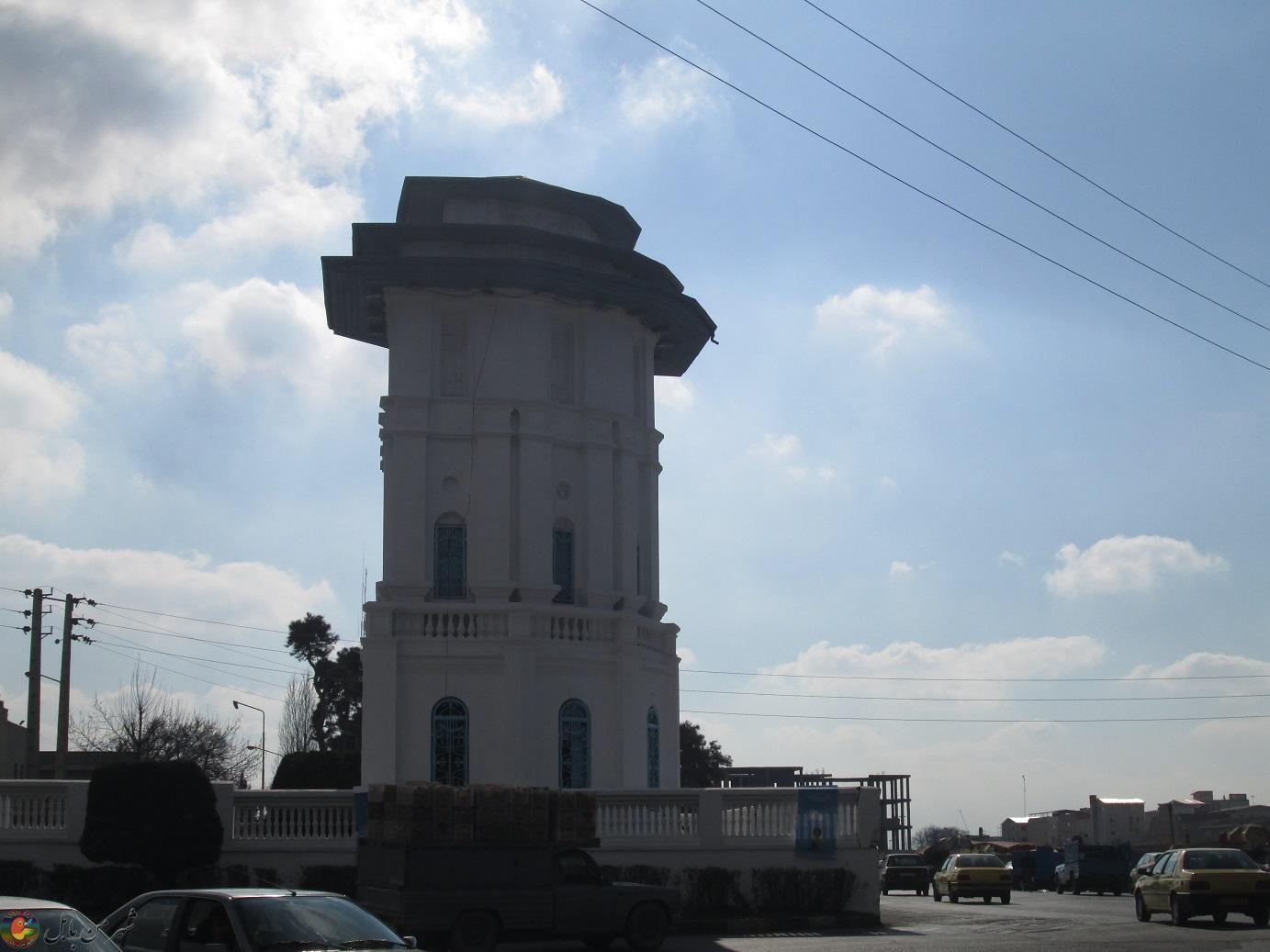 برج دیدبانی بابل 05