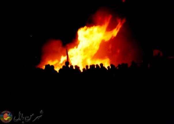 جشن سده سال ۱۳۸۱ در کوشک ورجاوند