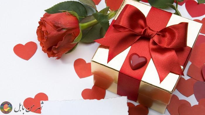 هدیه روز ولنتاین