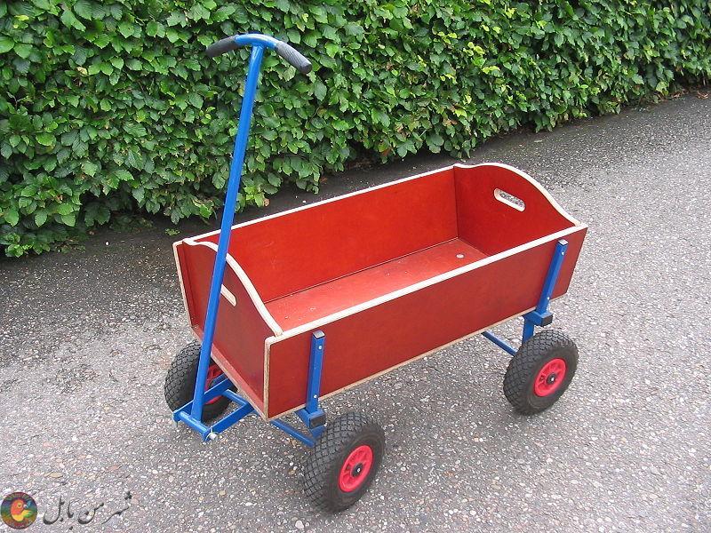 واگنهای گردش معروف به Bollerwagen.