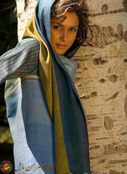 پریناز ایزد یار هنرمند ارزشمند بابل
