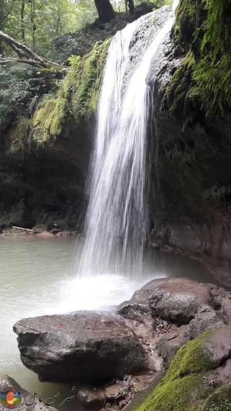 آبشار تیرکن ( هفت آبشار)