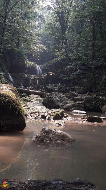 آبشار تیرکـن ( هفت آبشار)