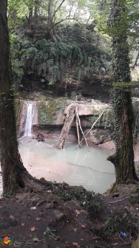 آبشار تیرکــن ( هفت آبشار)
