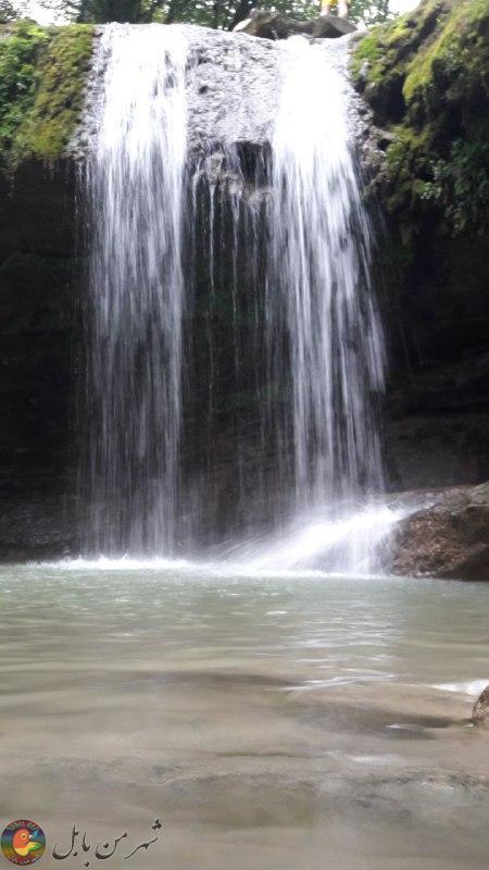 آبشار تیرکـــن ( هفت آبشار)