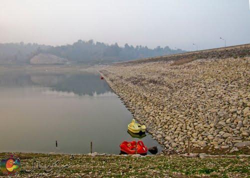 دریاچه سد شیاده 01